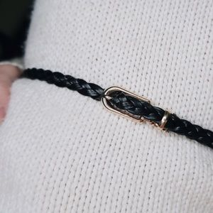 Accessories - Braided Belt